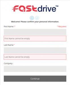 Fastdrive from UKFast